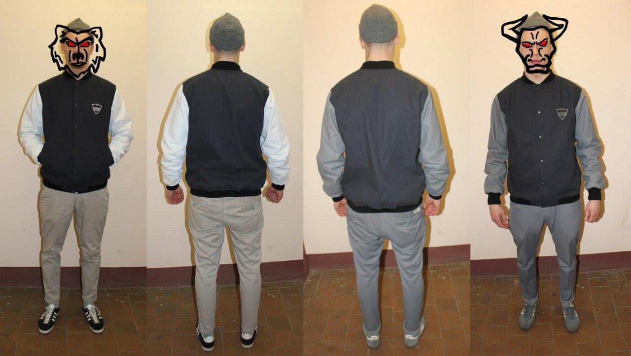 Купить Бейсбольную Куртку В Спб
