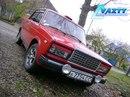 Тюнинг ВАЗ 2107.  Двигатель - 2103 (сток) карб-ОЗОН свечи NGK Подвеска - пружины от ваз 2104(средняя жёсткость)...