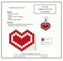 Схемки сердечек ко дню св. Валентина.