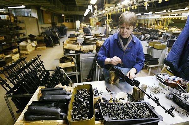 что производители АК-47
