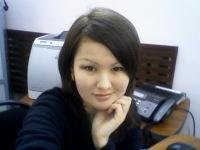Баян Нуркенова, 2 августа , Екатеринбург, id161554106