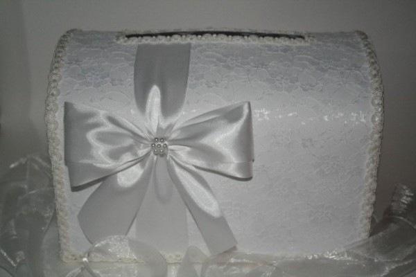 Как сделать казну своими руками на свадьбу