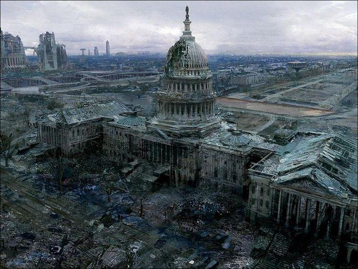 Сногсшибательные рисунки апокалипсиса
