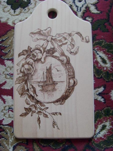 разделочные доски из дерева своими руками фото