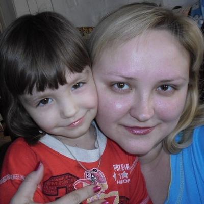 Анна Самойлова, 23 июля 1985, Красноярск, id145347469