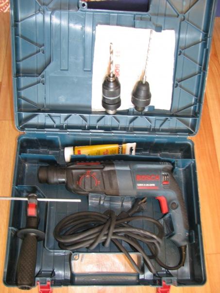 Купить Перфоратор GBH 2-26 DFR (Bosch) Санкт-Петербург