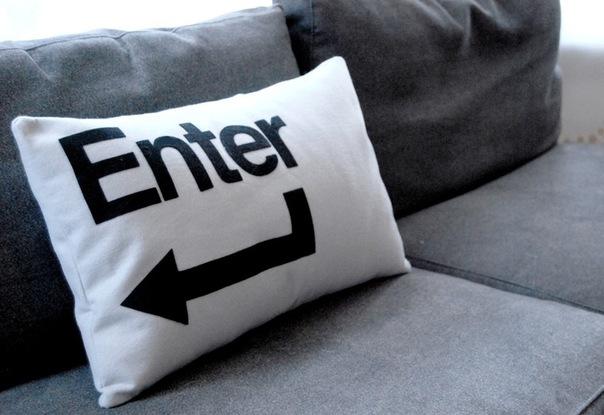 Подушка для программиста