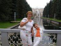 Галина Остроухова, 12 ноября 1987, Москва, id4788970