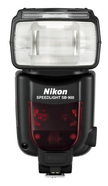 Замена лампы в Nikon SB-900.