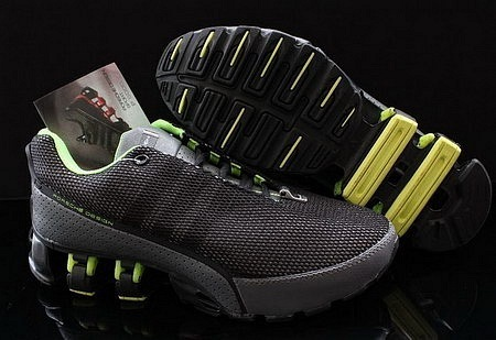 Adidas Porsche Design P'5000 Sport Bounce Shoes - 21 - Black / Green.