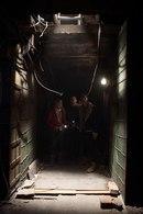 Подземный бункер фото героев Закрытой школы.
