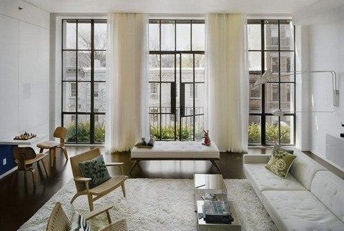 Экодизайн интерьера квартиры