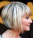 Short Choppy Hairstyles For Older Women