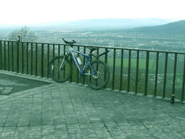 велосипед на лысой горе