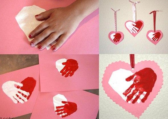Подарки на 14 февраля своими руками с фото