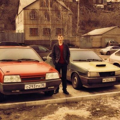 Андрей Андреев, 27 мая 1991, Железногорск, id33918910