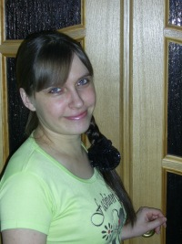 Ольга Рыжкова, 9 сентября , Томск, id164399577