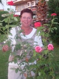 Валентина Костина, 16 апреля 1981, Архангельск, id102950269