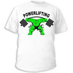 Всемайки Спорт Силовой спорт Футболка powerlifting2