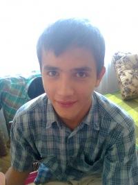 Андрій Боднар, 10 июля 1995, Волгоград, id138601381