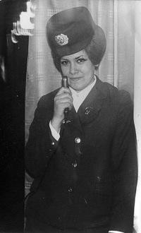 Фаина Чебакова, 14 мая 1954, Хабаровск, id134725051