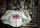 Одежда.  Отписались.  Великобританский флаг.  Категории.