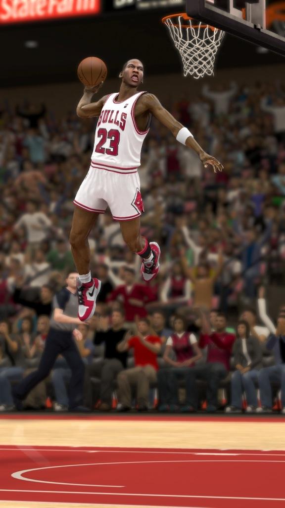 НБА2К12 Майкл Джордан