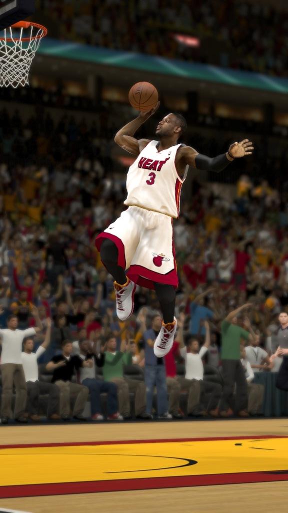 Дуэйн Вейд НБА2К12
