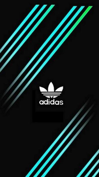 Иконка картинки Adidas.