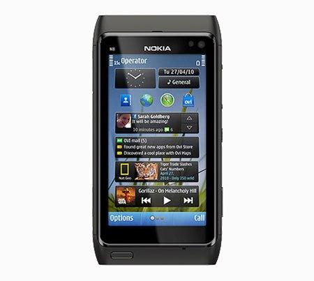 Продам Nokia N8 Dark Grey Телефоны, средства связи Объявления Клуб Сеть...
