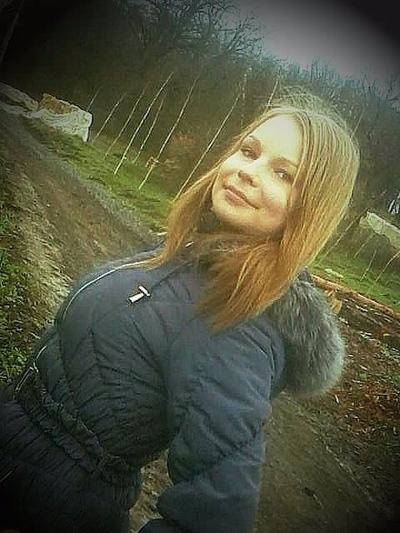 Марина Адамчук, 21 августа 1996, Киев, id190010354