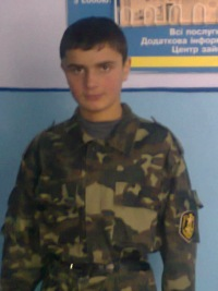Федя Иванов, 17 января 1999, Одесса, id153173339
