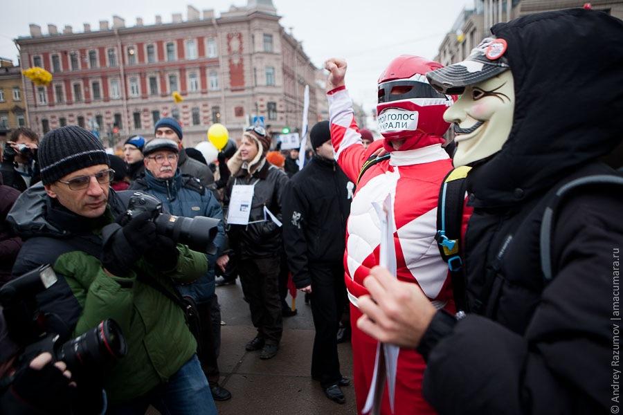 Vredman митинг выборы 2011
