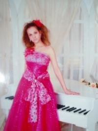 Ольга Дубинская, 26 апреля 1999, Хабаровск, id173663640