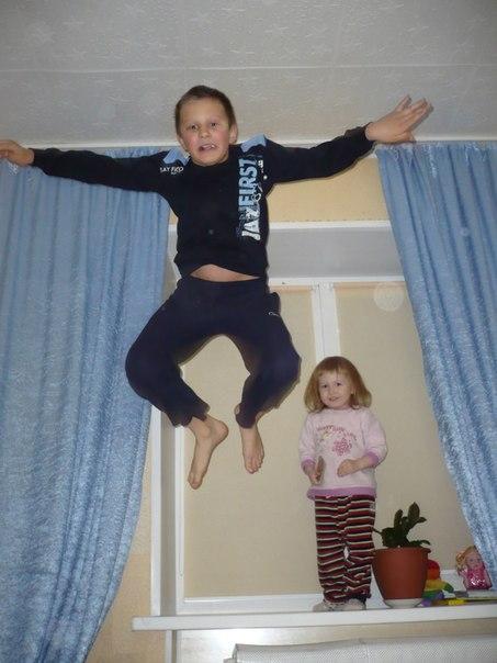 Летающие дети