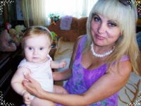 Анжела Ужва-Кучменко, 14 мая , Николаев, id69207591
