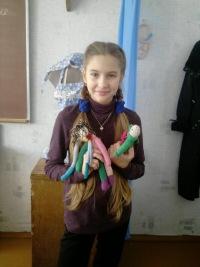 Анастасия Прончак, 13 декабря 1989, Орша, id110648705