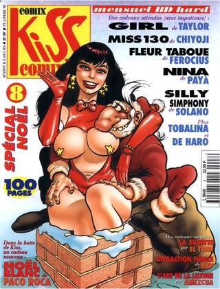 Kiss Comix 008