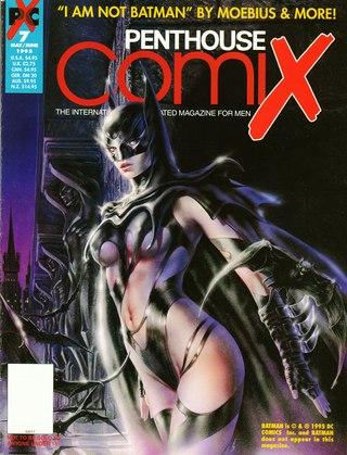 Penthouse Comix T07