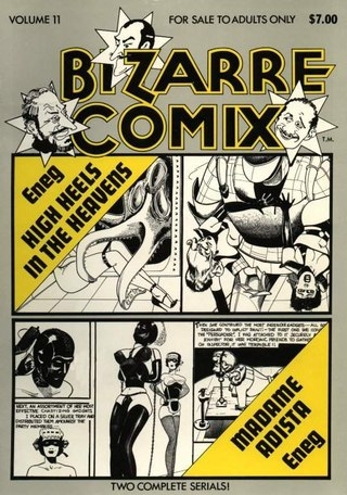 Bizzare Comix