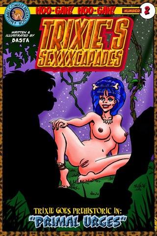 Trixies Sexxxcapades 2