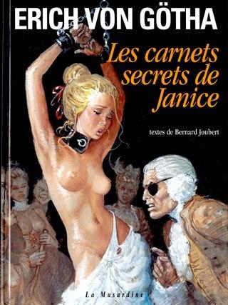 Les Carnets Secrets de Janice
