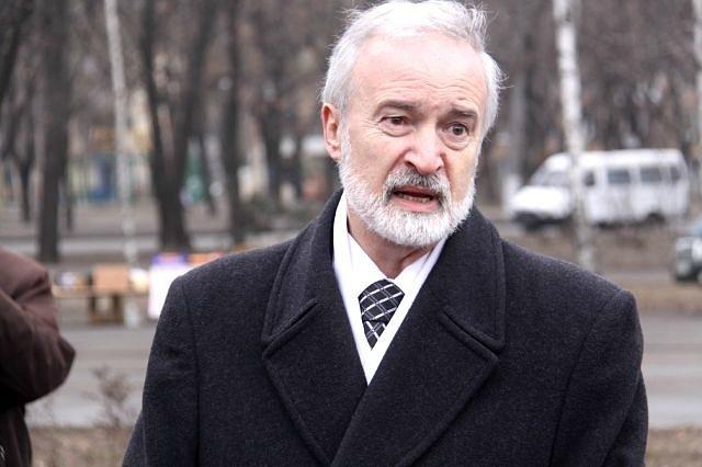 Генеральный консул Стоян Горчивкин