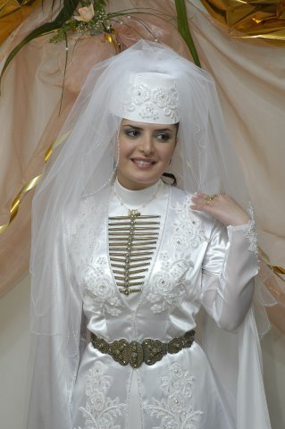 Wedding Saloon :: Кавказские свадебные платья - Свадебные платья и