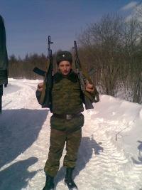 Александр Носков, 9 октября 1989, Красноярск, id39304594