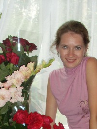 Леся Дмитренко, 7 августа 1979, Киев, id166860395