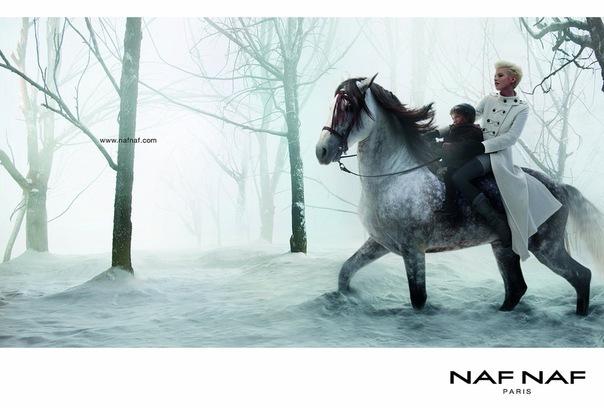 ...новую коллекцию Осень-Зима 2010 в фантастическом мире, смешивающем...