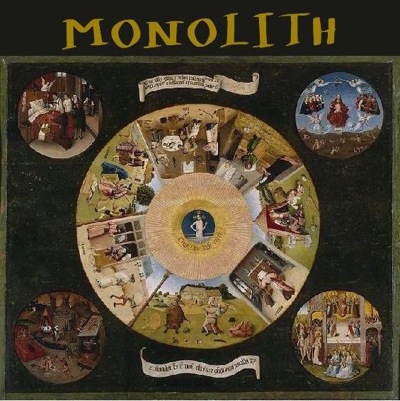 MONOLITH – Грех (2009)