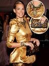 Молли Симс - Новогодние наряды звезд - Стиль звезд - Фотоальбомы - Я...