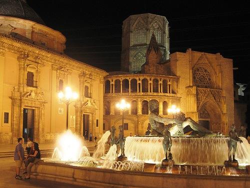 Испанский в Валенсии